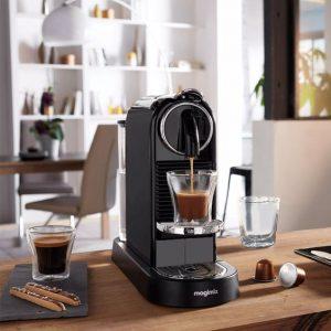 Machine à café à dossettes Nespresso