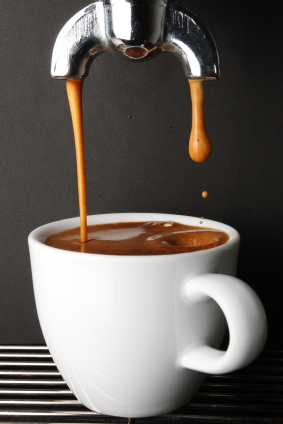 Distributeur de café automatique
