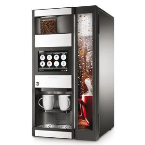 machine à café professionnelle : distributeurs automatiques