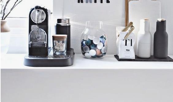 machine à café professionnelle : capsules/dosettes