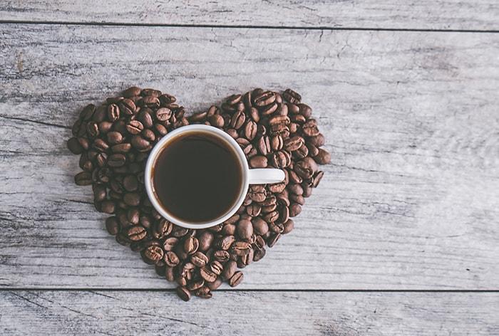 distributeur de café en grain